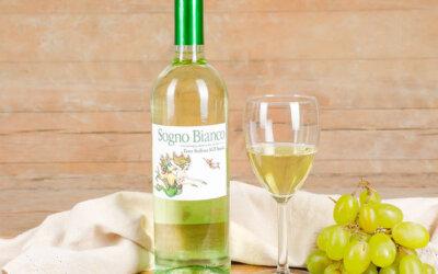 Aktion: Weisswein Sogno Bianco aus Bioanbau