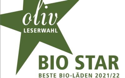 Wettbewerb Bestes Biofachgeschäft der Schweiz 2021/22